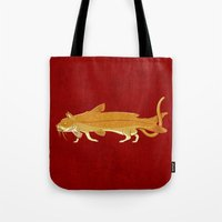 Catfish Tote Bag