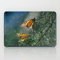 Monarch Moment iPad Case
