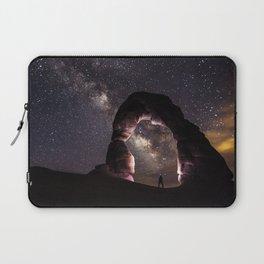 Laptop Sleeve - Watching stars - Kristina Jovanova