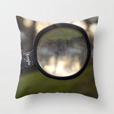 Magnify Throw Pillow