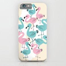Flamingo Go Go iPhone 6 Slim Case