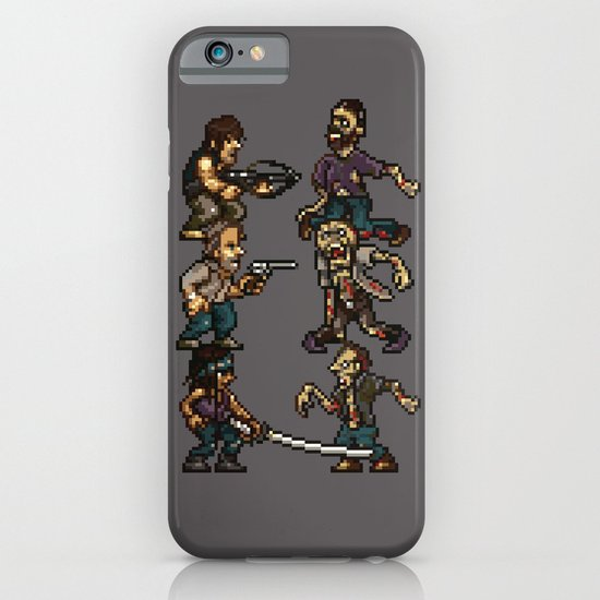 The Slugging Dead iPhone & iPod Case