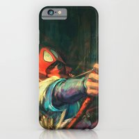 iPhone & iPod Case featuring The Young Man from the East by Alice X. Zhang
