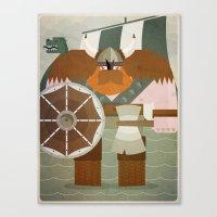 viking 2 Canvas Print