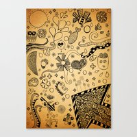 Therapy (: Canvas Print