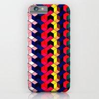 Spectrum Cubes / Pattern #7 iPhone 6 Slim Case