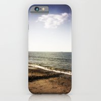 iPhone & iPod Case featuring Pebbles by Em Beck
