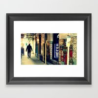Neals Yard London Framed Art Print