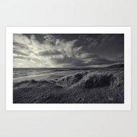 Big Sands Art Print