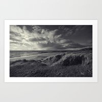 Big Sands Art Print