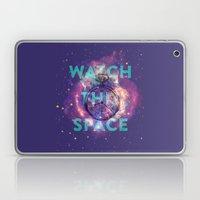 Watch this space Laptop & iPad Skin