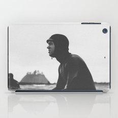 Surfing La Push, Washington USA iPad Case