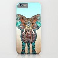 iPhone & iPod Case featuring ElePHANT by Monika Strigel