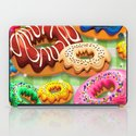 Donuts Party Time iPad Case