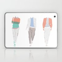 I Fall For Paul & Joe 3 Laptop & iPad Skin