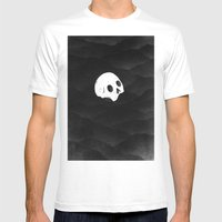 Man & Nature - The Futur… Mens Fitted Tee White SMALL