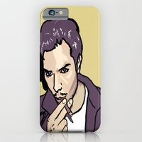 iPhone & iPod Case featuring Marco Polo by Mars Attacks Design