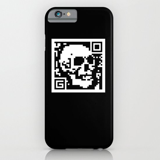 QR- Dead iPhone & iPod Case