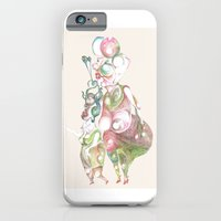 iPhone & iPod Case featuring TWO LADIES by Yael Steinwurzel