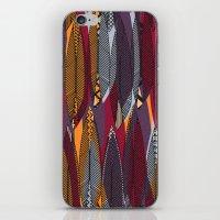 Aztec Feathers iPhone & iPod Skin