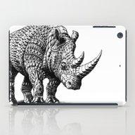 Rhinoceros iPad Case