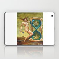 Times A Funny Thing Laptop & iPad Skin