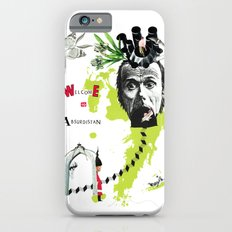welcome to absurdistan/ no. 103/365 Slim Case iPhone 6s