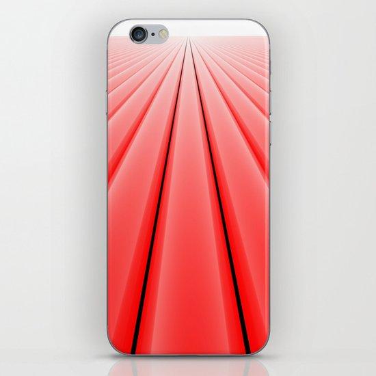 Converge, Red iPhone & iPod Skin