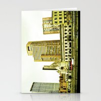 The Concrete Of The City… Stationery Cards