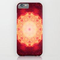 Fire Galaxy iPhone 6 Slim Case