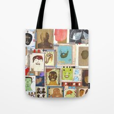 People That I Knew Tote Bag