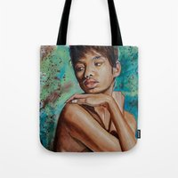 Colorful Whispers Of Int… Tote Bag