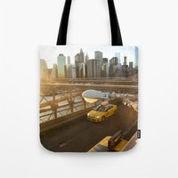 After The Gold Rush Tote Bag
