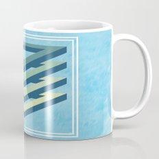 Four Triangles  Mug