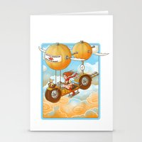 Air Cycle Championship 1916 Stationery Cards