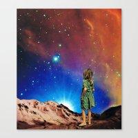untitled- Canvas Print