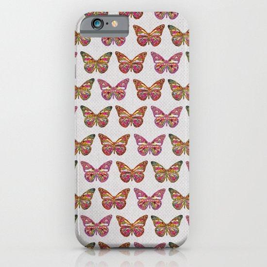 FAMIGLIA FARFALLA iPhone & iPod Case