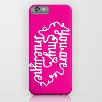 True Type. iPhone 6 Slim Case