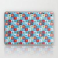 Ahoy There! Laptop & iPad Skin