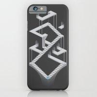 Monument Maze 2 iPhone 6 Slim Case