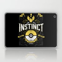 An Instinctual Decision Laptop & iPad Skin