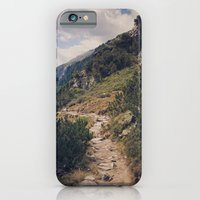 iPhone & iPod Case featuring As Far As My Feet Will Carry Me by Thomas Richter
