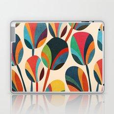 Ikebana - Geometric flower  Laptop & iPad Skin