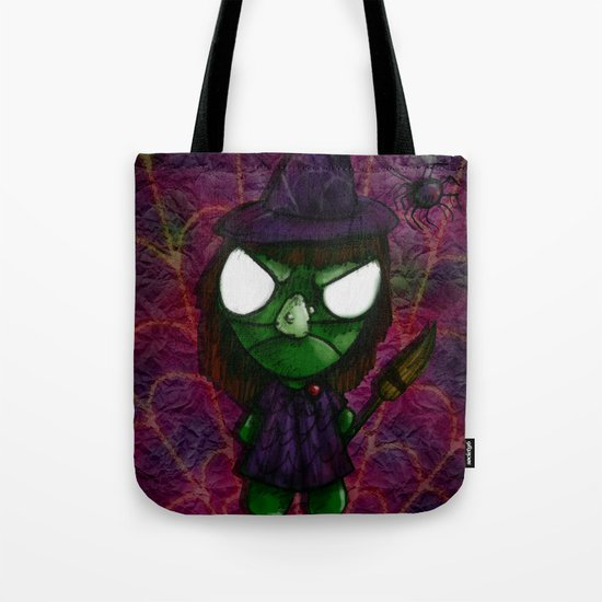 WitchBob Tote Bag