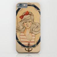 Nautical Nonsense iPhone 6 Slim Case