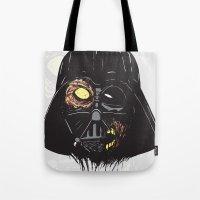 Vader Zombie Tote Bag