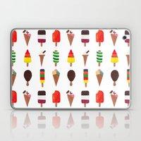 Ice Cream! Laptop & iPad Skin