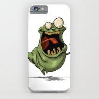 Slimer and his Peep iPhone 6 Slim Case
