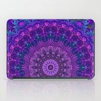 Harmony in Purple iPad Case