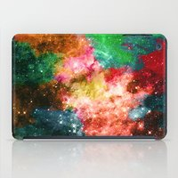 Rainbow Galaxy iPad Case